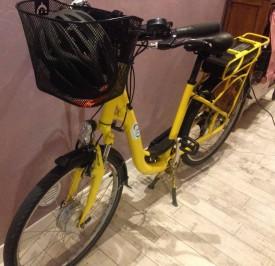 A bike rental begins to take shape!