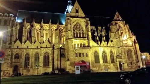 La Basilique St. Quentin...